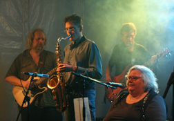 Jutta Willeke & Band
